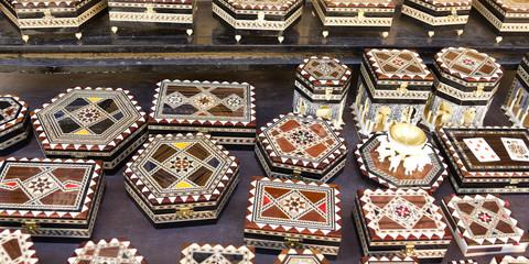 souvenirs of Granada
