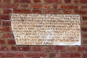 Old Write on Marlbe