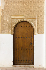 Door of Generalife.