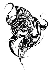 Paisley. Ethnic ornament