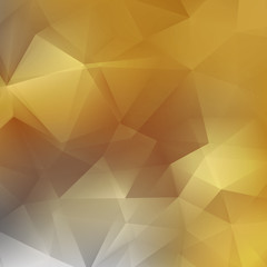 Geometric background with triangular. + EPS10