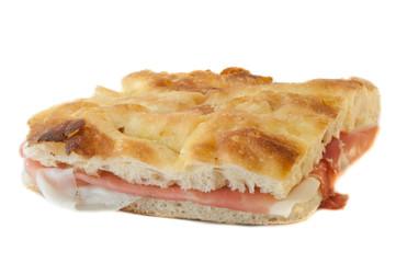 cake with ham
