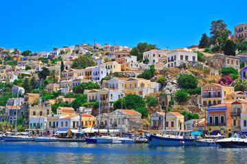Insel Symi - Griechenland