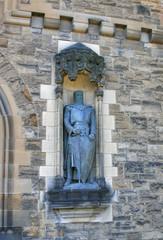 Statue of William Wallace, Edinburgh Castle