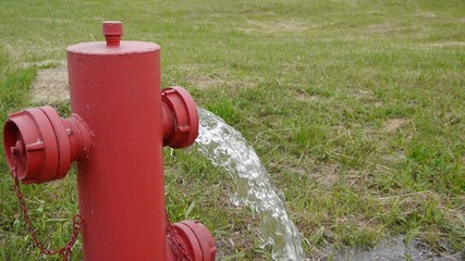 fire hydrant low pressure