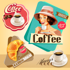 LABELS COFFEE