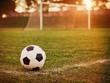 Soccer sunset - 66115150