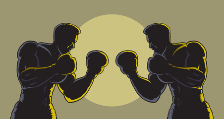 Boxing Outlines