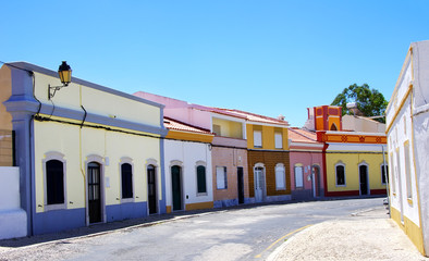 Ancient Street of the village ofCastro Marim.