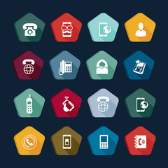Phones - Technology icons