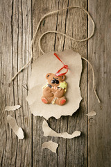 Child's Christmas Tree Ornament