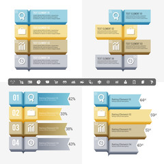 Abstract Book Infographic