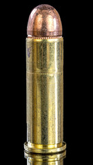 Copper tipped Hangun ammunition