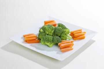 可愛い野菜・ミニ人参の生野菜