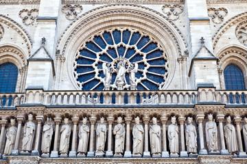 Paris. Notre Dame de Paris