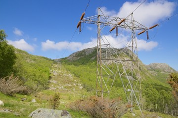 Norwegian Transmission Tower 008