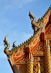 roof temple thai