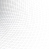 Abstract dotted halftone background, brochure edge layout. - 66134749