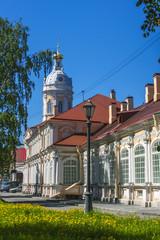 St. Petersburg, Russia. Alexander Nevsky Laurel