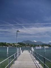 Dock, Vierwaldstättersee