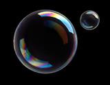 2 Seifenblasen