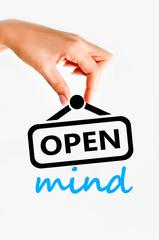 open mind concept