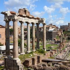 Rome, Italy - Roman Forum