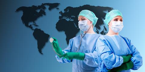 Welt Arzt Medizin Gesundheitsvorsorge