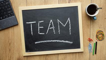 Team written