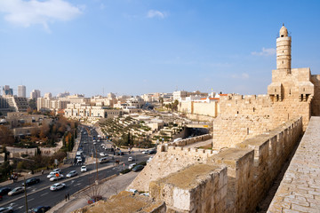 City Wall Jerusalem