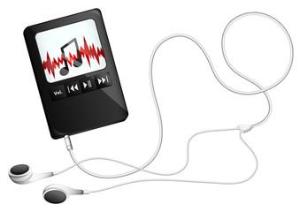 A musical gadget
