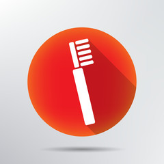 toothbrush icon.