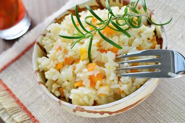Rice - pilaf