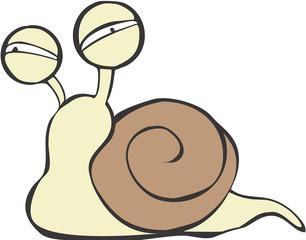 달팽이 캐릭터