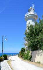 Faro di Capo Circeo - Promontorio di Quarto Caldo