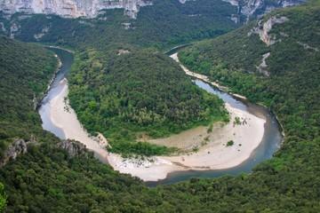 Gorges de l'Ardèche, France