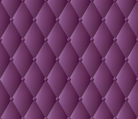 Purple upholstery vector abstract background.