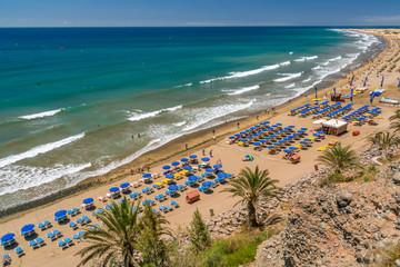 Playa del Ingles beach