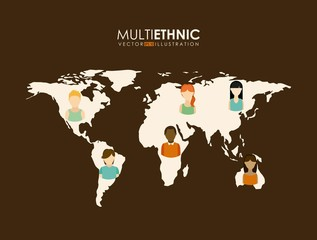 Multiethnic design