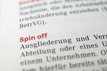 Spin Off, Gründung