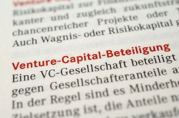 venture-capital-beteiligung