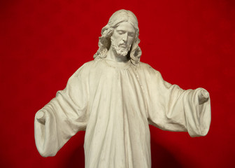 Jesus without hands