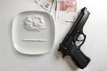 La droga è ovunque