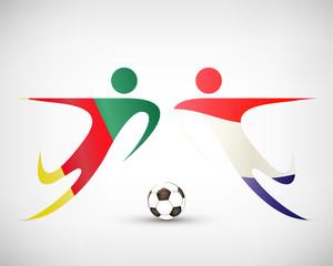 Fußball - Kroatien gegen Kamerun