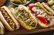 Gourmet Grilled All Beef Hots Dogs - 66160797
