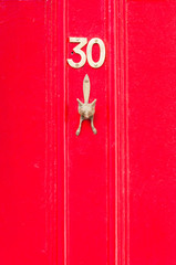 Door number 30