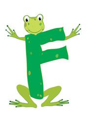 F- frog