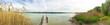 canvas print picture - Bodensee, Insel Reichenau