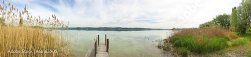 canvas print picture Bodensee, Insel Reichenau
