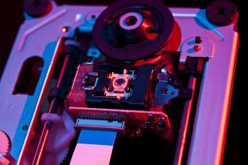 lector laser